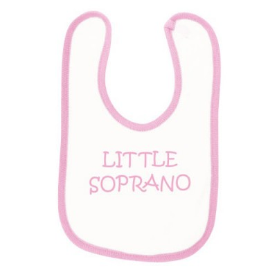 VIENNA WORLD BIB LITTLE SOPRANO