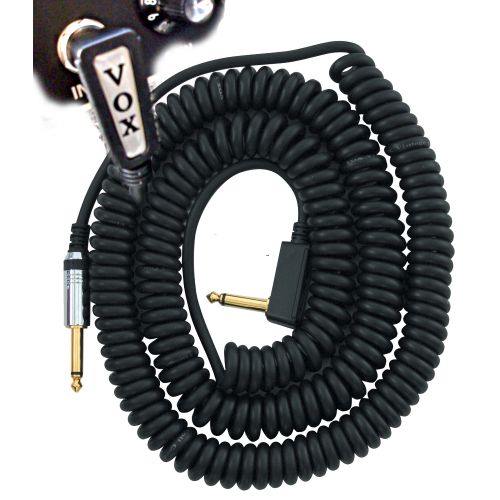 VOX VCC90BK SPIRAL CABLE
