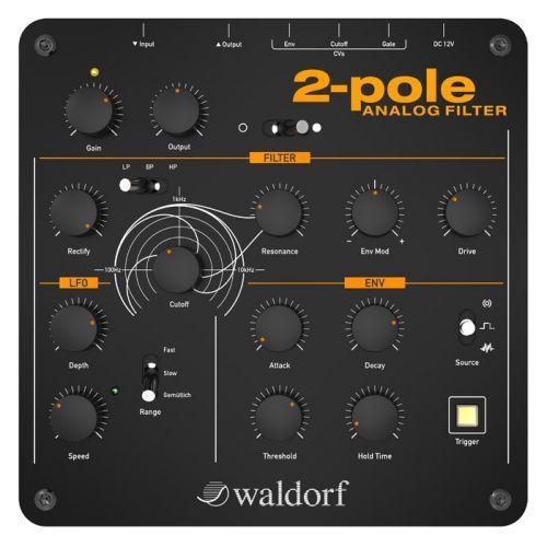 WALDORF WALDORF 2 POLE