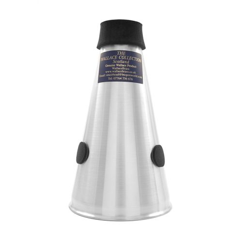 WALLACE FRENCH HORN COMPACT FIT IN BELL PRACTICE MUTE M28C
