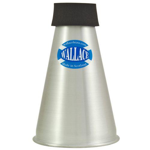 WALLACE M22C - ALTO / TENOR HORN PRACTICE MUTE