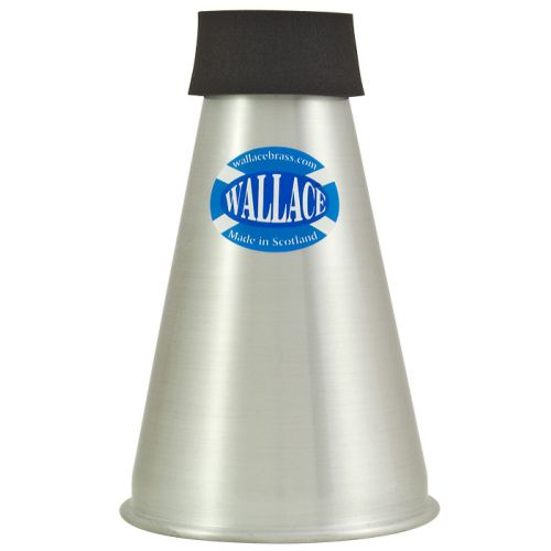 WALLACE FLUGEL COMPACT FIT N THE BELL PRACTICE MUTE M21C