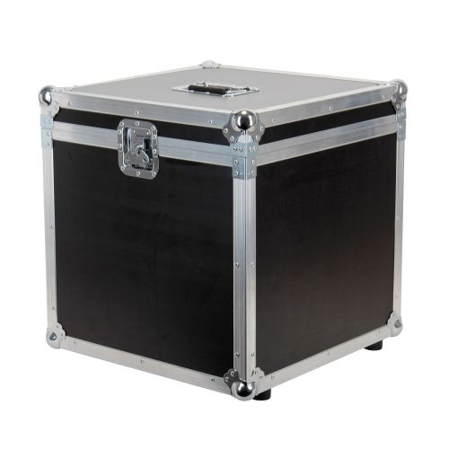 WB SNARE DRUM 14'' DEEP SHELL - SIDE HANDLES FLIGHT CASE