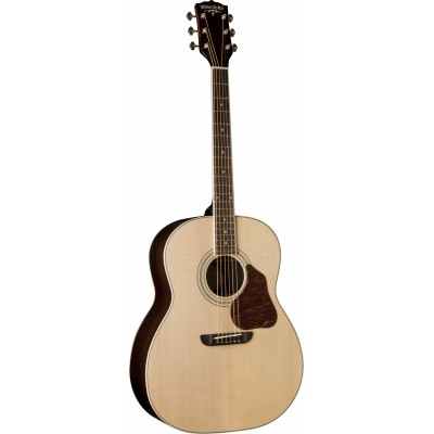 WASHBURN LSJ743SK LAKESIDE SUPER JUMBO NATURAL