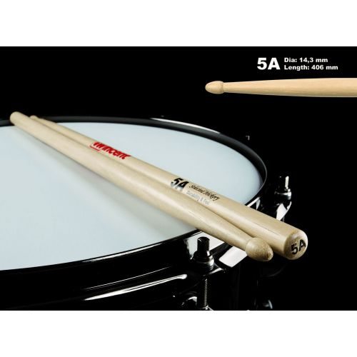 WINCENT 5A - DRUMSTOKKEN HICKORY 5A