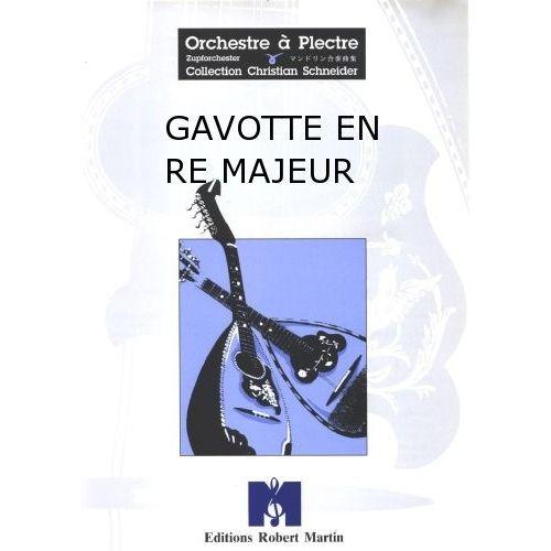 ROBERT MARTIN WINDT - GAVOTTE EN RE MAJEUR