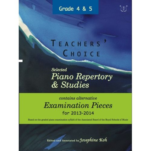 MUSIC SALES TEACHERS' CHOICE - SELECTED PIANO REPERTORY AND STUDIES 2013-2014 - PIANO SOLO