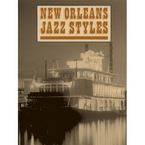 MUSIC SALES NEW ORLEANS JAZZ STYLES - PIANO
