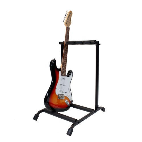 WOODBRASS GS50 R3 GUITAR STAND - FOR 3 GUITARS