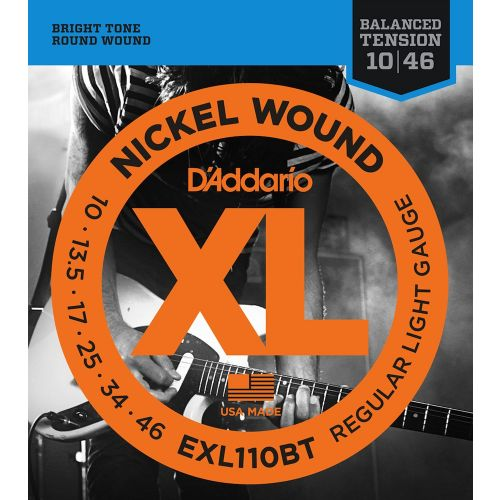 D'ADDARIO AND CO EXL110BT LIGHT 10 46