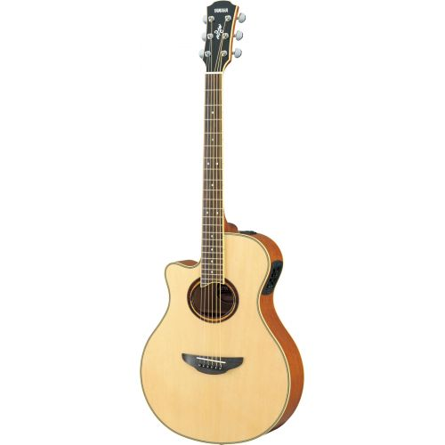 YAMAHA LEFT HANDED APX700IIL NATURAL