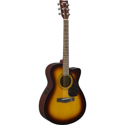 YAMAHA FSX315CTBS TOBACCO BROWN SUNBURST
