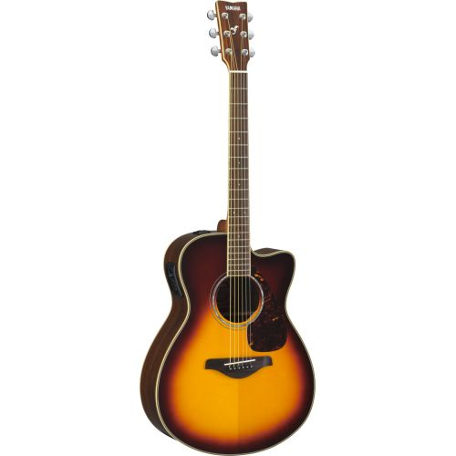 YAMAHA FSX730SCIIBS BROWN SUNBURST