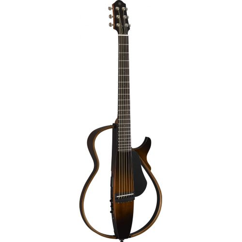 YAMAHA SILENT SLG200STBS STEEL TOBACCO BROWN SUNBURST