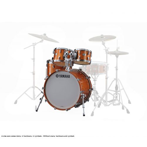YAMAHA ABSOLUTE HYBRID MAPLE ROCK 22X18 + 10