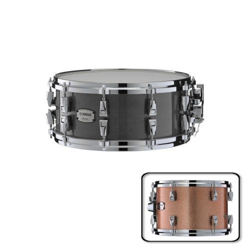 YAMAHA AMS1460 - ABSOLUTE HYBRID MAPLE 14 X 6 PINK CHAMPAGNE SPARKLE