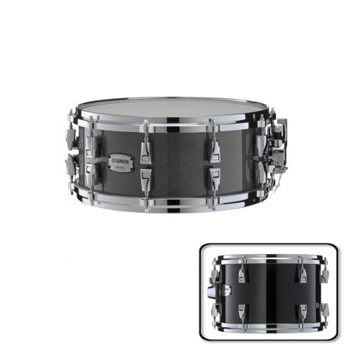 YAMAHA AMS1460 - ABSOLUTE HYBRID MAPLE 14 X 6 SOLID BLACK