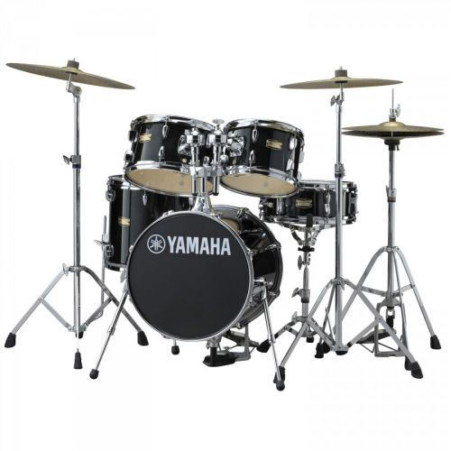 YAMAHA JUNIOR KIT MANU KATCHE - RAVEN BLACK (MIT HARDWARE)