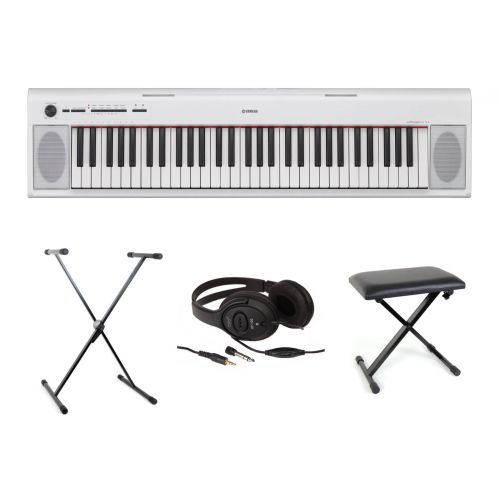 YAMAHA PACK NP12 WH