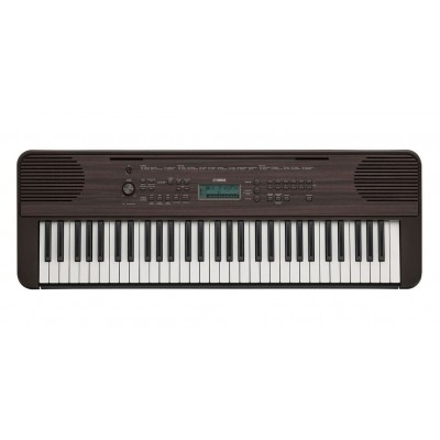 YAMAHA PSR-E360 DARK WALNUT