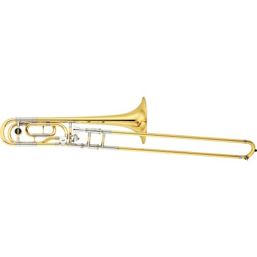 YAMAHA TROMBONE XENO YSL-882 CLEAR LACQUER BELL YELLOW BRASS