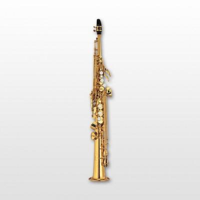 Rechte sopraansaxofoons