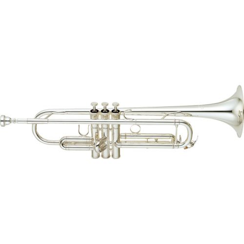 YAMAHA YTR6335S TRUMPET SILVER PLATED