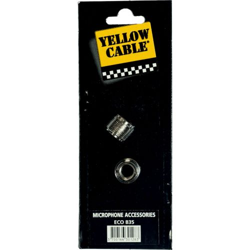 YELLOW CABLE PACK ADAPTATEUR B35