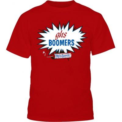 GHS BOOMERS XL T-SHIRT