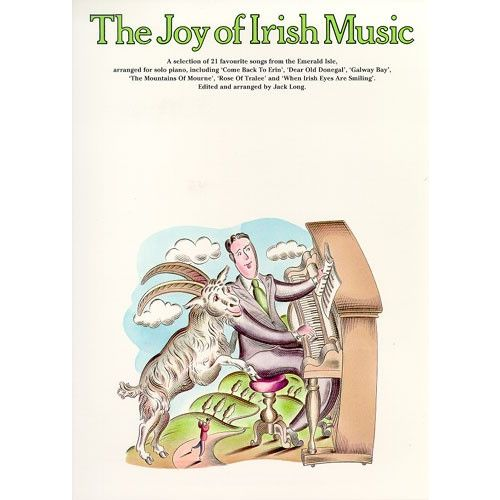 YORKTOWN THE JOY OF IRISH MUSIC - PVG
