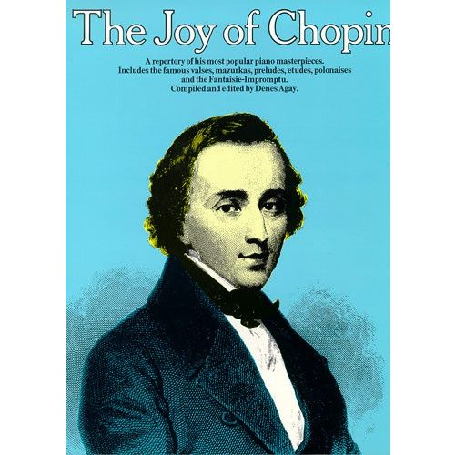 YORKTOWN THE JOY OF CHOPIN - PIANO SOLO