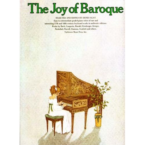 YORKTOWN AGAY D. - THE JOY OF BAROQUE