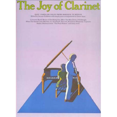 YORKTOWN JOY OF CLARINET