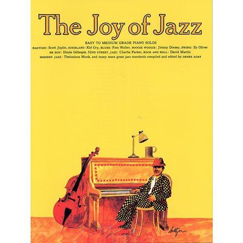 YORKTOWN THE JOY OF JAZZ - PIANO SOLO