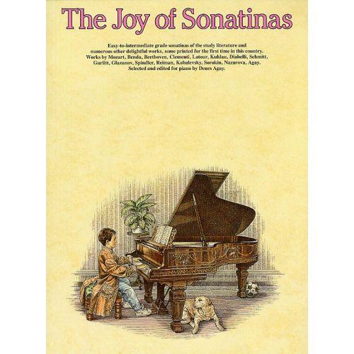YORKTOWN THE JOY OF SONATINAS - PIANO SOLO