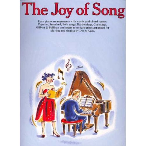 YORKTOWN THE JOY OF SONG - PIANO