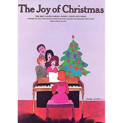 YORKTOWN JOY OF CHRISTMAS - PIANO