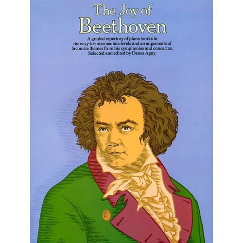 YORKTOWN THE JOY OF BEETHOVEN - PIANO SOLO