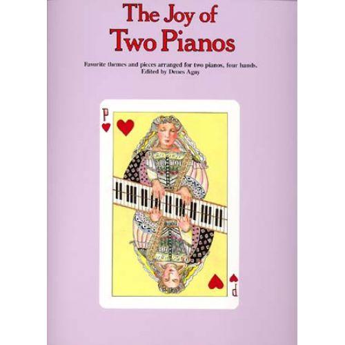 YORKTOWN THE JOY OF TWO PIANOS