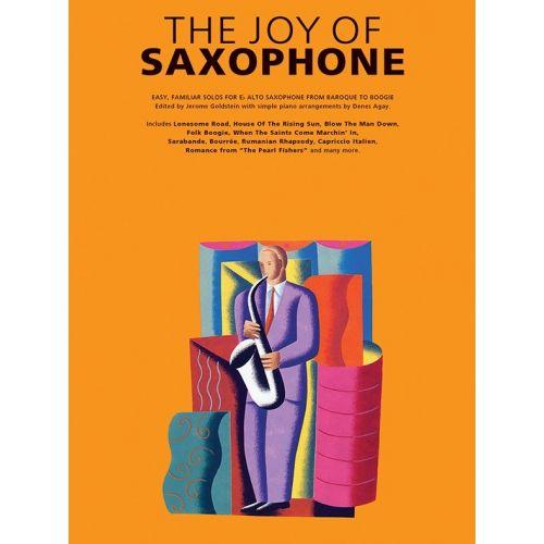 YORKTOWN GOLDSTEIN JEROME - THE JOY OF SAXOPHONE - ALTO SAXOPHONE