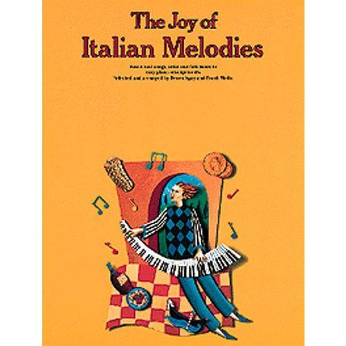 YORKTOWN THE JOY OF ITALIAN MELODIES - PIANO SOLO