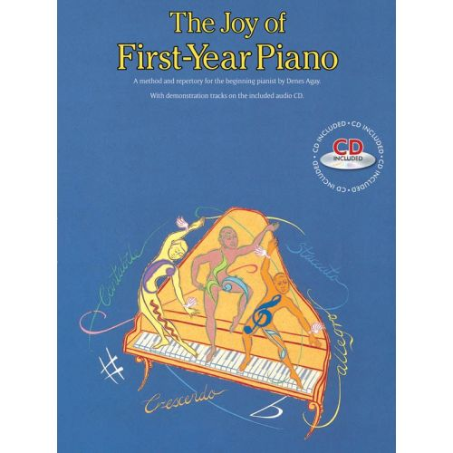 YORKTOWN THE JOY OF FIRST-YEAR - PIANO SOLO