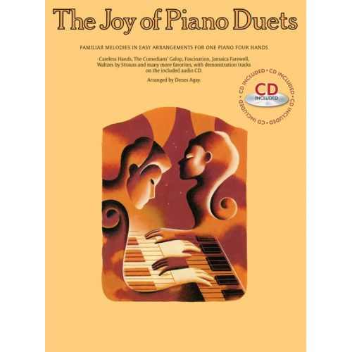YORKTOWN THE JOY OF PIANO DUETS - PIANO DUET