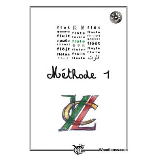 YLC LE CORRE YANN - METHODE DE FLUTE VOL.1 + CD