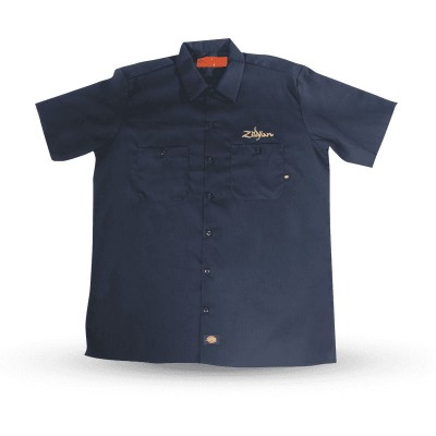 ZILDJIAN DICKIES WORK XL SHIRT