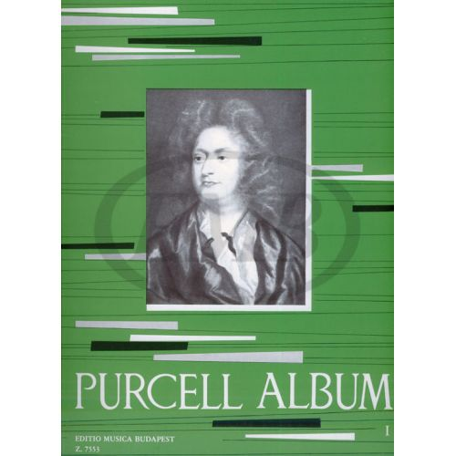 EMB (EDITIO MUSICA BUDAPEST) PURCELL HENRY - PURCELL - PIANO ALBUM I
