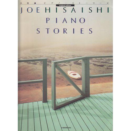 ZEN-ON HISAISHI J. - PIANO STORIES - PIANO