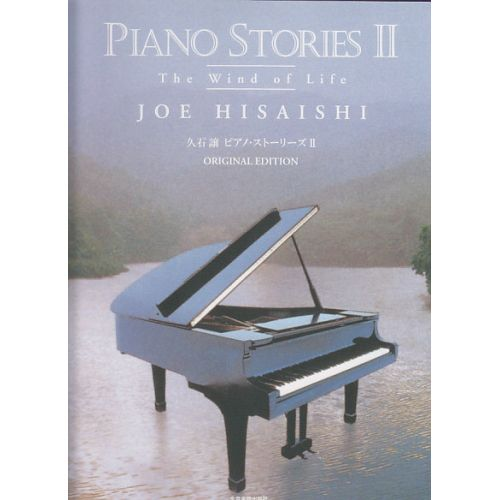 ZEN-ON HISAISHI J. - PIANO STORIES II - THE WIND OF LIFE
