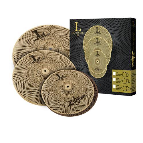 ZILDJIAN LV468 - LOW VOLUME PACK L80 14