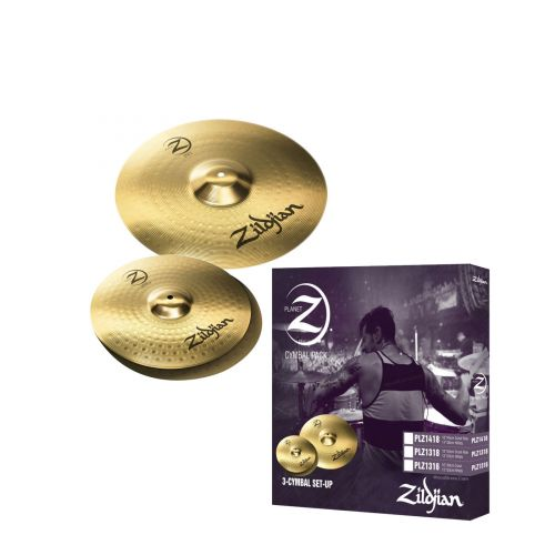 ZILDJIAN PACK PLZ1316 PLANET Z BECKEN HH13